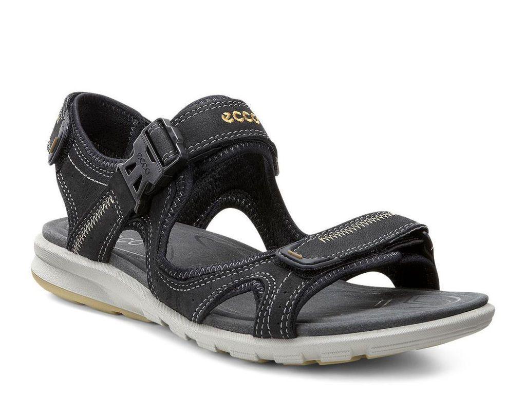 ba0ced5749 ECCO Mens Cruise Sandal (BLACK) | Apparel/Accessories - Civilian ...