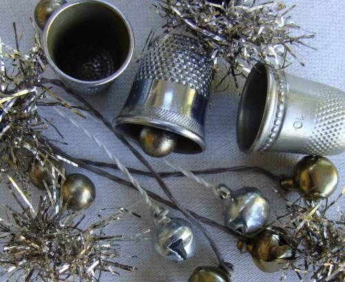 thimble ornament