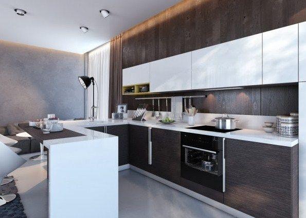 Como decorar una cocina moderna | cocina | Pinterest | Cocina ...