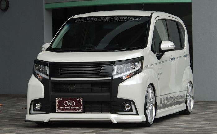 Daihatsu Move Custom La150s With Images Daihatsu Atv Car