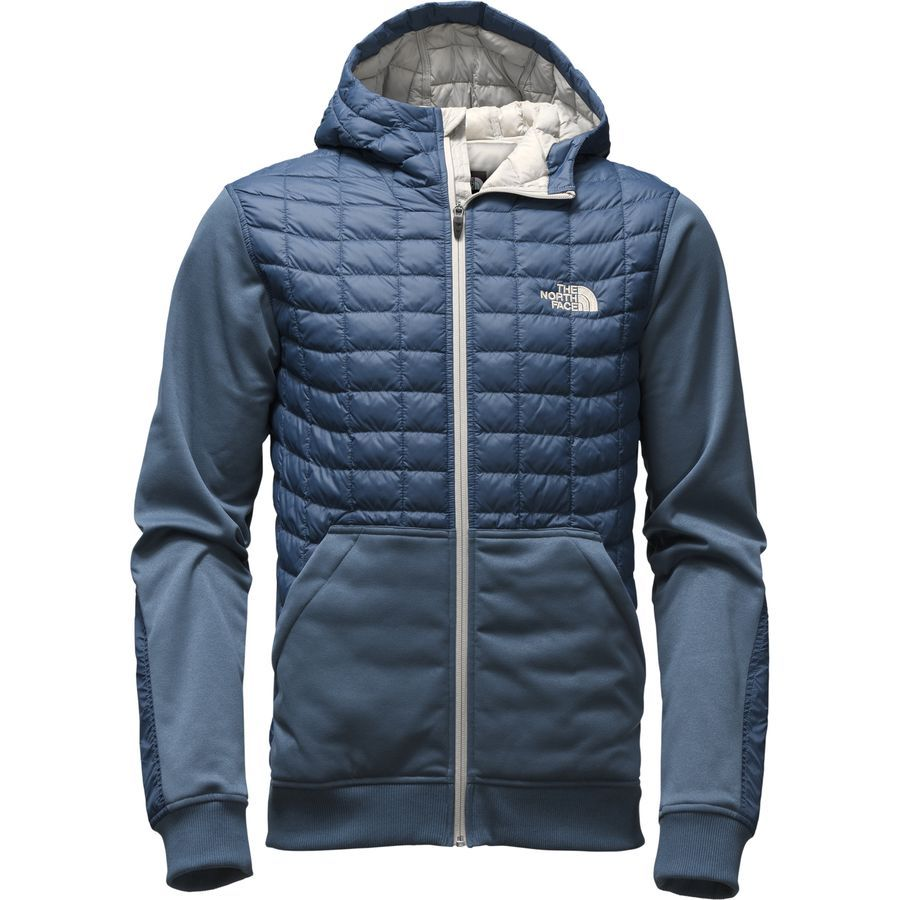 The North Face - Kilowatt Thermoball Insulated Jacket - Men s - Shady Blue 0c0da003c16