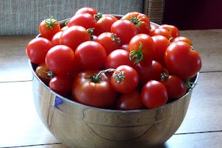 Let's Get Canning! How to make your very own homemade canned tomatoes.