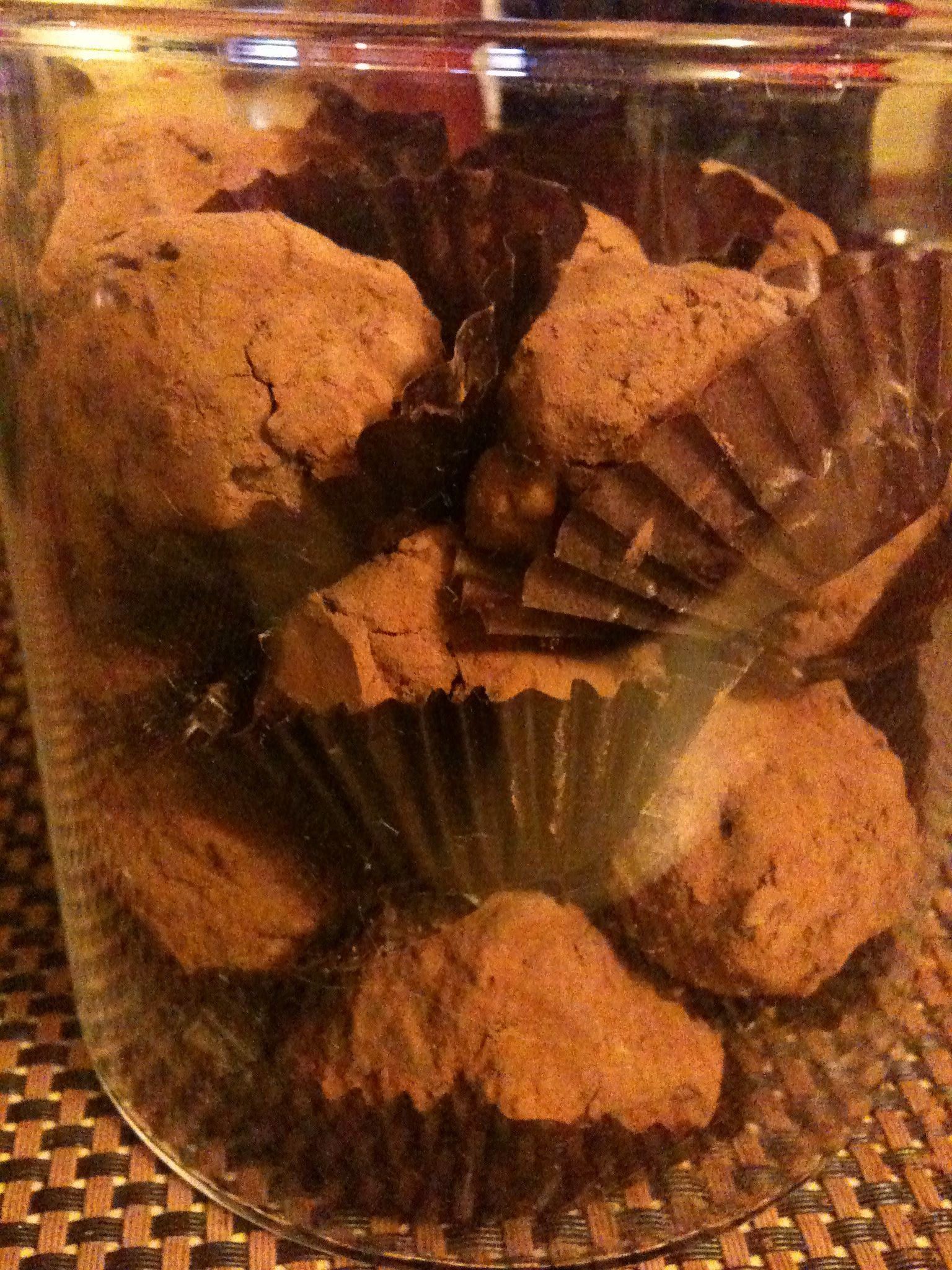 Chocolate truffes