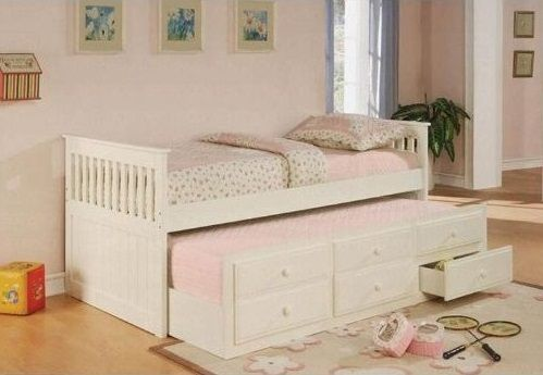 ikea trundle bed for kids in 2019 | Kids beds with storage ...