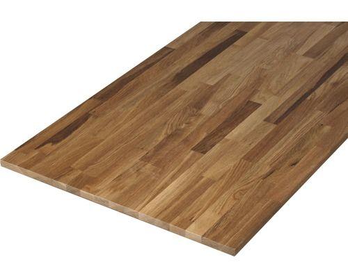 Leimholzplatte Eiche B C 2000x600x18 Mm Arbeitsplatte Buche Eiche Holz
