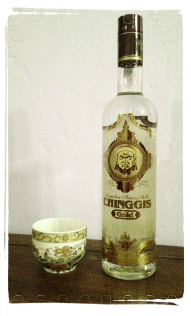 Image result for genghis khan vodka