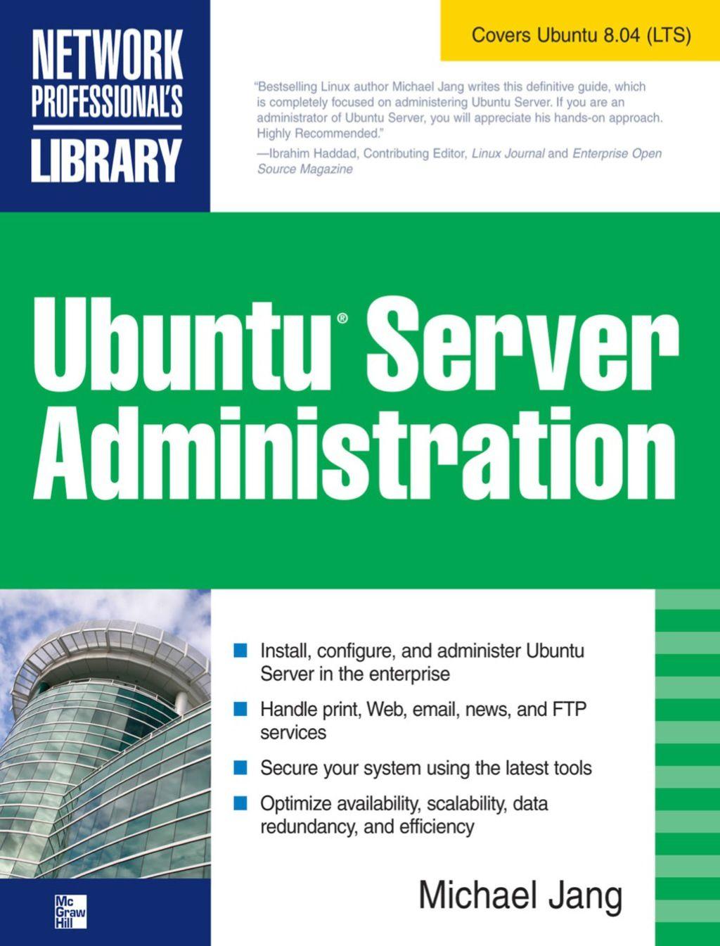 Ubuntu Server Administration (eBook) Ebook, Writing a