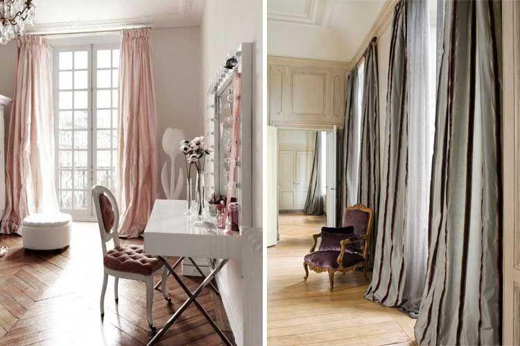 Tendencias en decoración con cortinas decoración interior