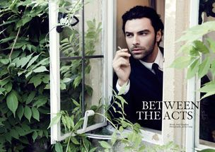 GOSEE ::: Article Magazine, Aidan Turner Deluxe Edition