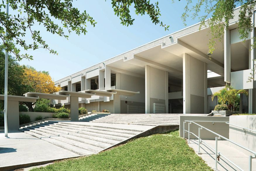 Architecture School Building sarasota high schoolpaul rudolph | sarasota school of