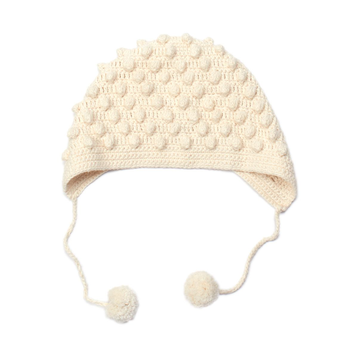 5a38708187f This Sky Organic Wool Bonnet by Nui Organics is perfect! #zulilyfinds | Eco  baby | Wool, Organic, Winter hats