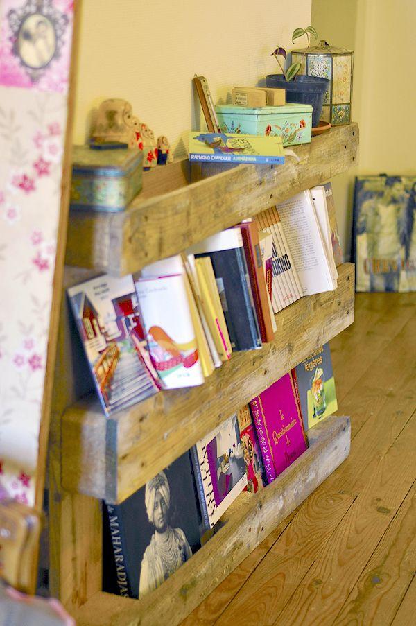 Biblioth Que Palette Palette Le Couloir Et Bonnes Choses