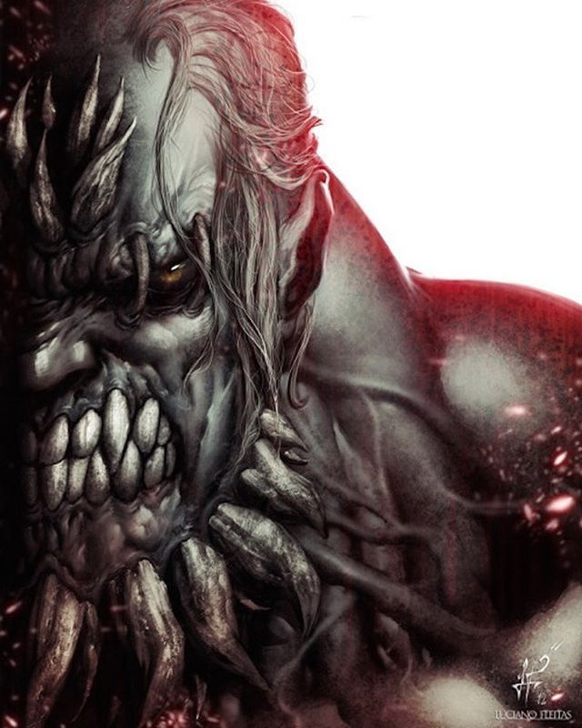 Is This The Doomsday We Want To See Badass Fan Art By Luciano