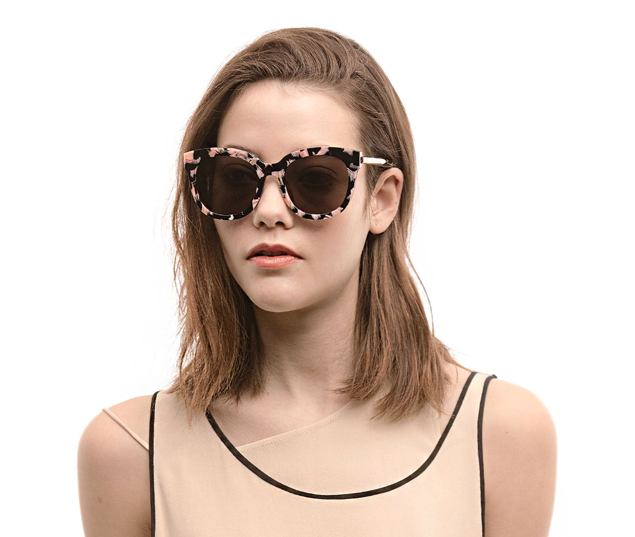 4a9a2a9c825be GENTLE MONSTER - CUBA 502 PBD1 Sunglasses Women