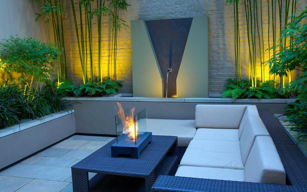 23 Stunningly Beautiful Decor Ideas For The Most: 23 Beautiful Contemporary Garden London Design