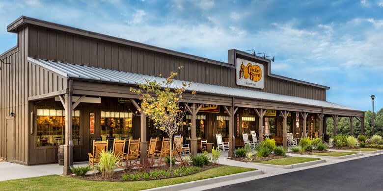 Cracker Barrel store