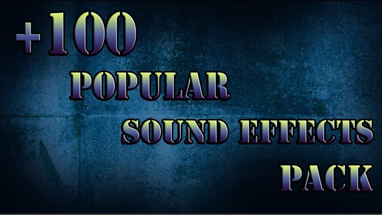 Meme Sound Effects Pack Download