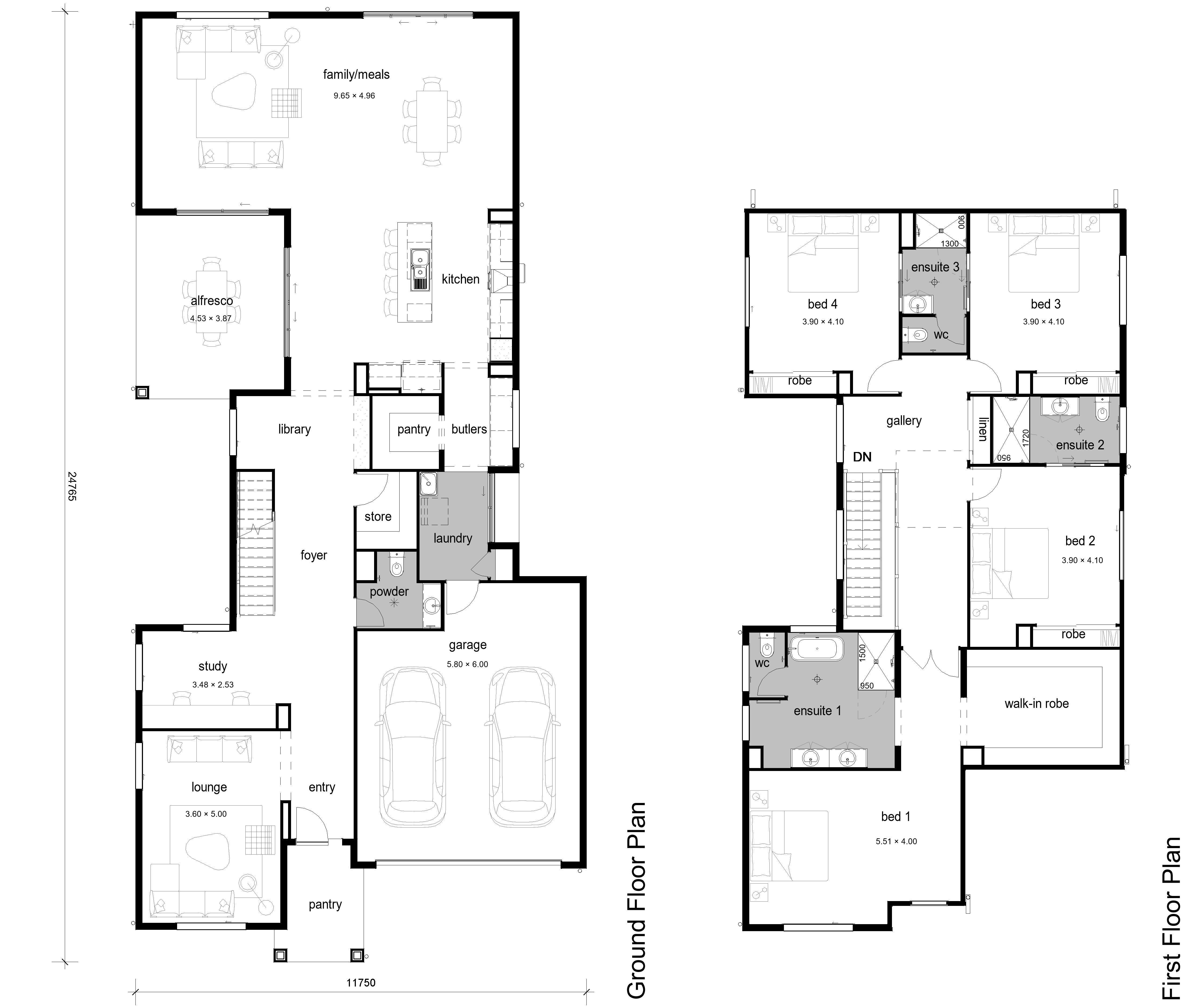 Brookhaven Alternative Floor Plans In 2020 Home Design Plans Custom Home Designs Home Builders