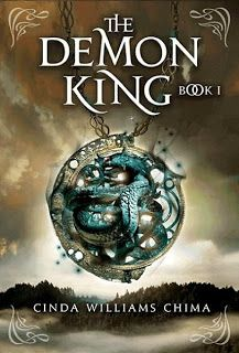 The Demon King, by Cinda Williams Chima | Fantasy books, Fantasy ...
