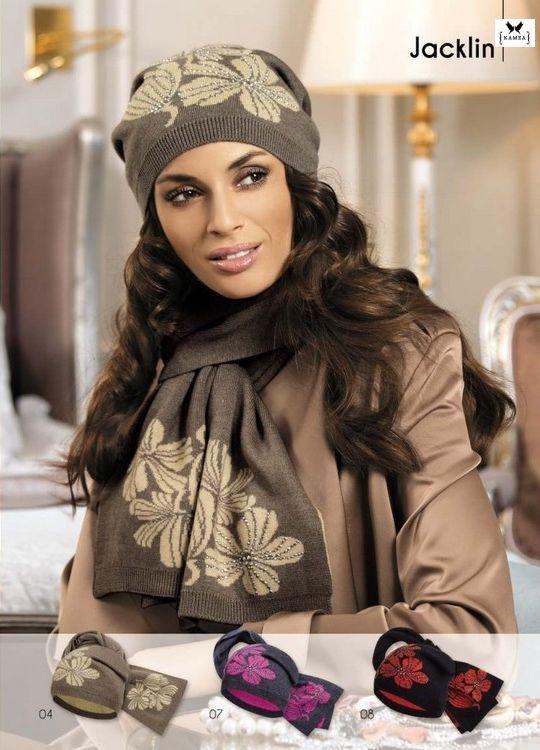 Bonnet echarpe femme laine bonnet en laine grosse maille ... 6ae3b879ea9