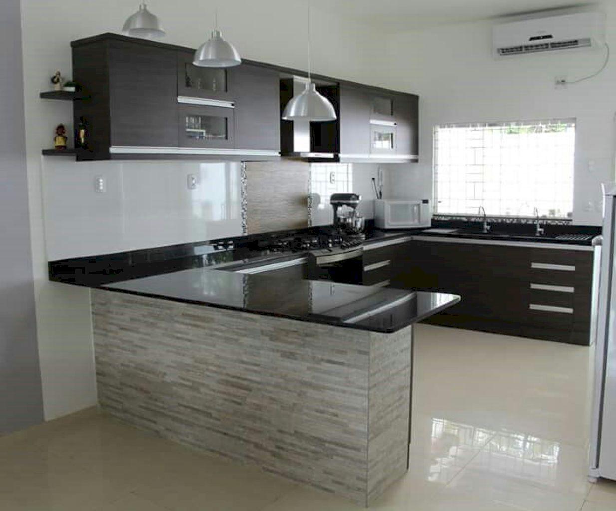 47 Super Elegant Luxury Kitchen Ideas | Cocinas, Cocina moderna y ...