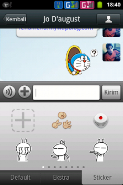 how to make sticker in wechat