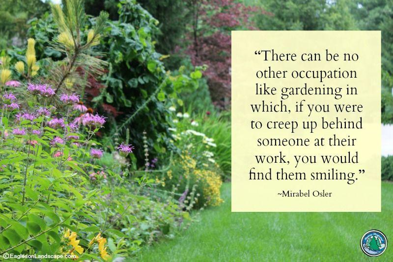 Flowering Wisdom Garden quotes, Garden works, Organic