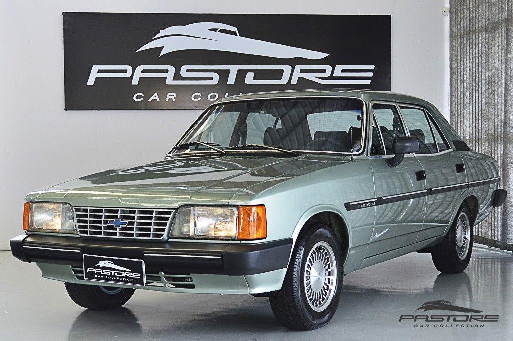 Gm Opala Comodoro Sl E 1990 Pastore Car Collection Chevrolet