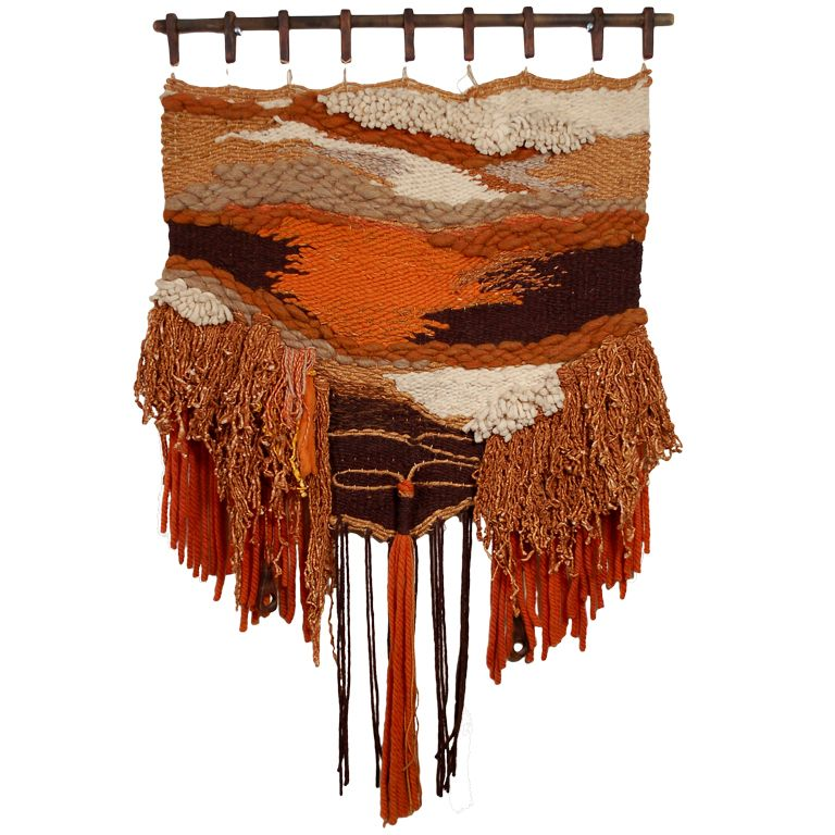 Wall Hanging Tapestry california woven tapestry wall hanging | tapestry wall, modern