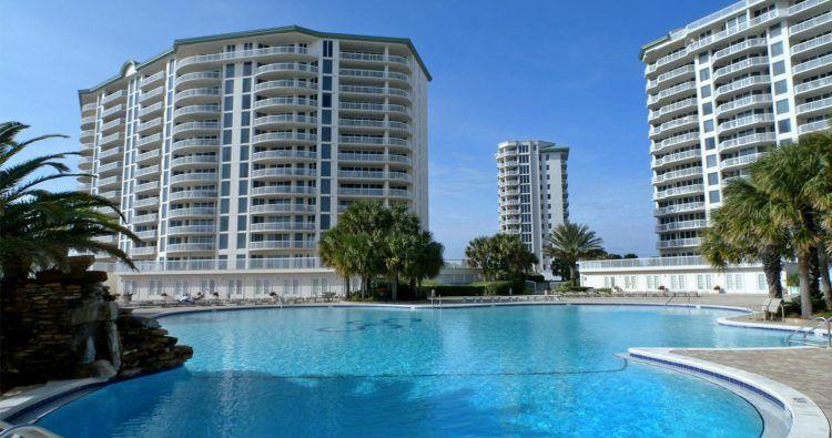 The Top Five Destin Florida Hotels Of 2016 Beachfront Condo Beachfront Rentals Vacation Home Rentals