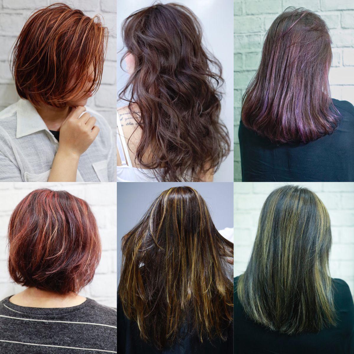 Pin by 柔 伊 on ECO COLOR MAGIC 彩魔  Long hair styles, Hair
