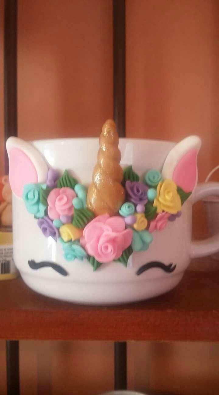 Pin de nataly villalta en unicornios pinterest - Macetas de porcelana ...