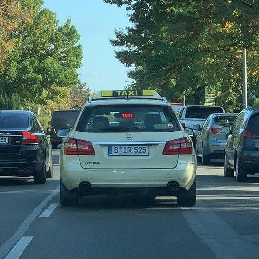 Funk Taxi Köln