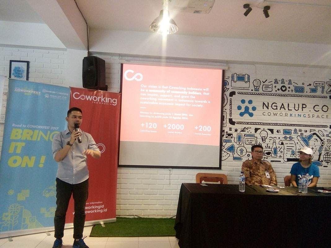 Coworkfest Siap Melenggang di Kota Malang, Ini Keseruannya