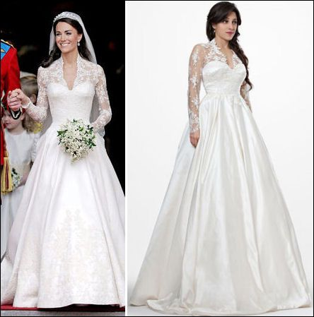 Replica Designer Wedding Gown Wedding Gowns Accessories And