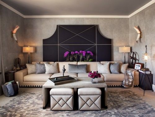 eclectic living room by Amy Weaver, I love it.