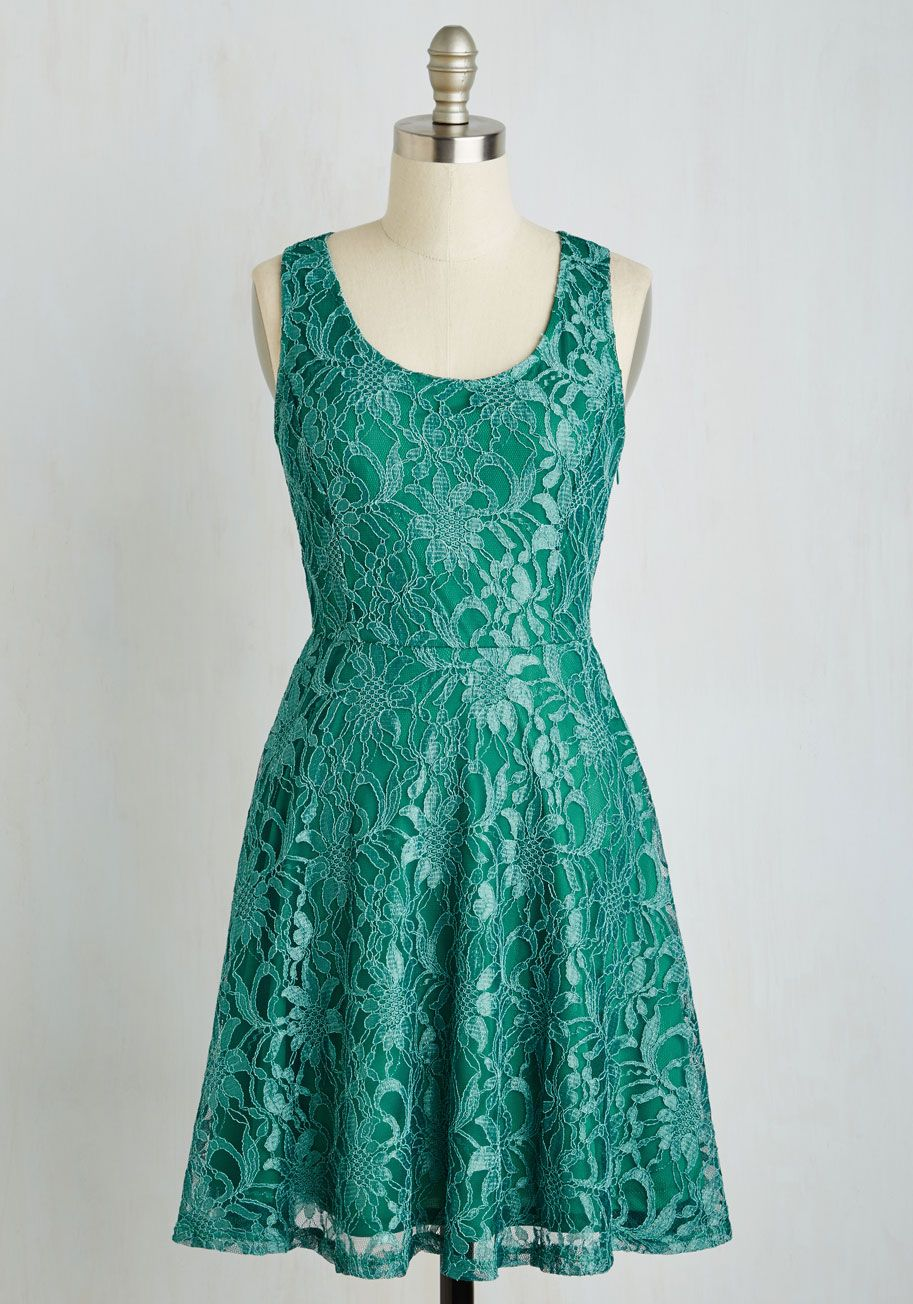 First Lace Award Dress Sporting a winning ensemble is all in the