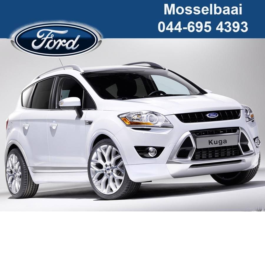 The Ford Kuga Is Available With Either Two Or Four Wheel Drive