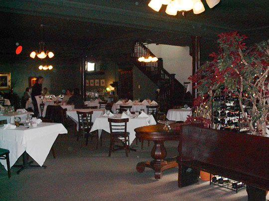 Carnegie Restaurant In Greenfield