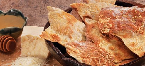 Onion Parmesan Cracker Bread - Recipes - America's Breadbasket