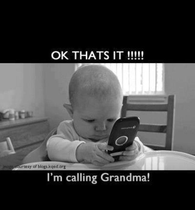 B0dd7e9f4d34a192e47a807fbd4ba6f1 Jpg 640 687 Grandma Quotes Grandma Quotes Funny Grandma Funny