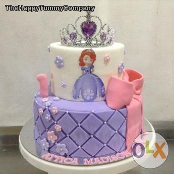 princess sofia sheet cake - Buscar con Google