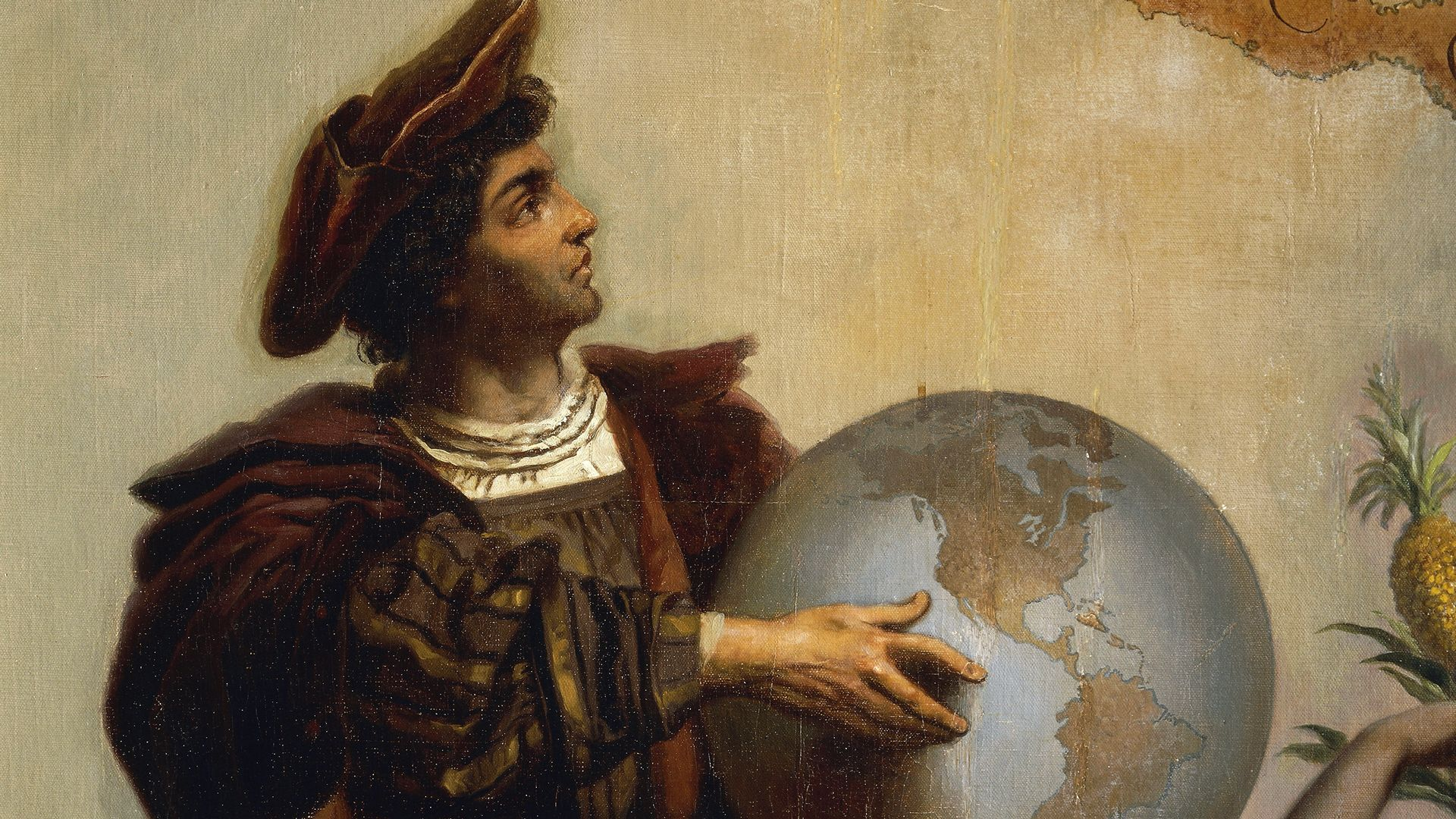 On This Day In History Columbus Reaches The New World On
