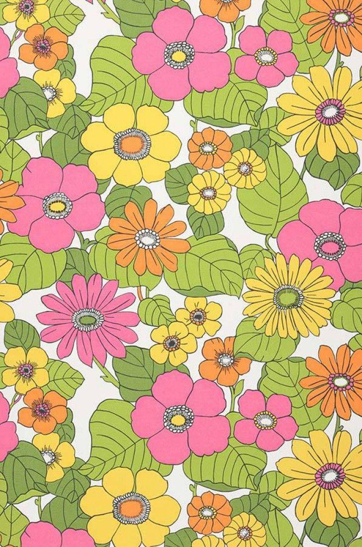 Wallpaper Lana Retro Wallpaper Pattern Wallpaper Retro Pattern