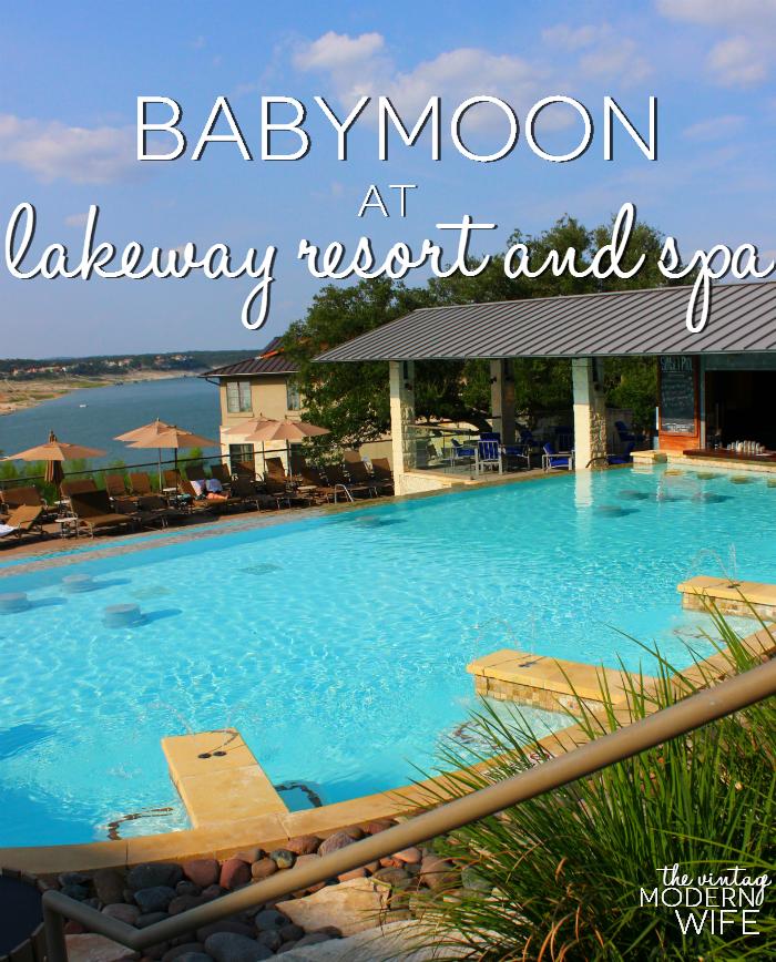 Babymoon At Lakeway Resort And Spa