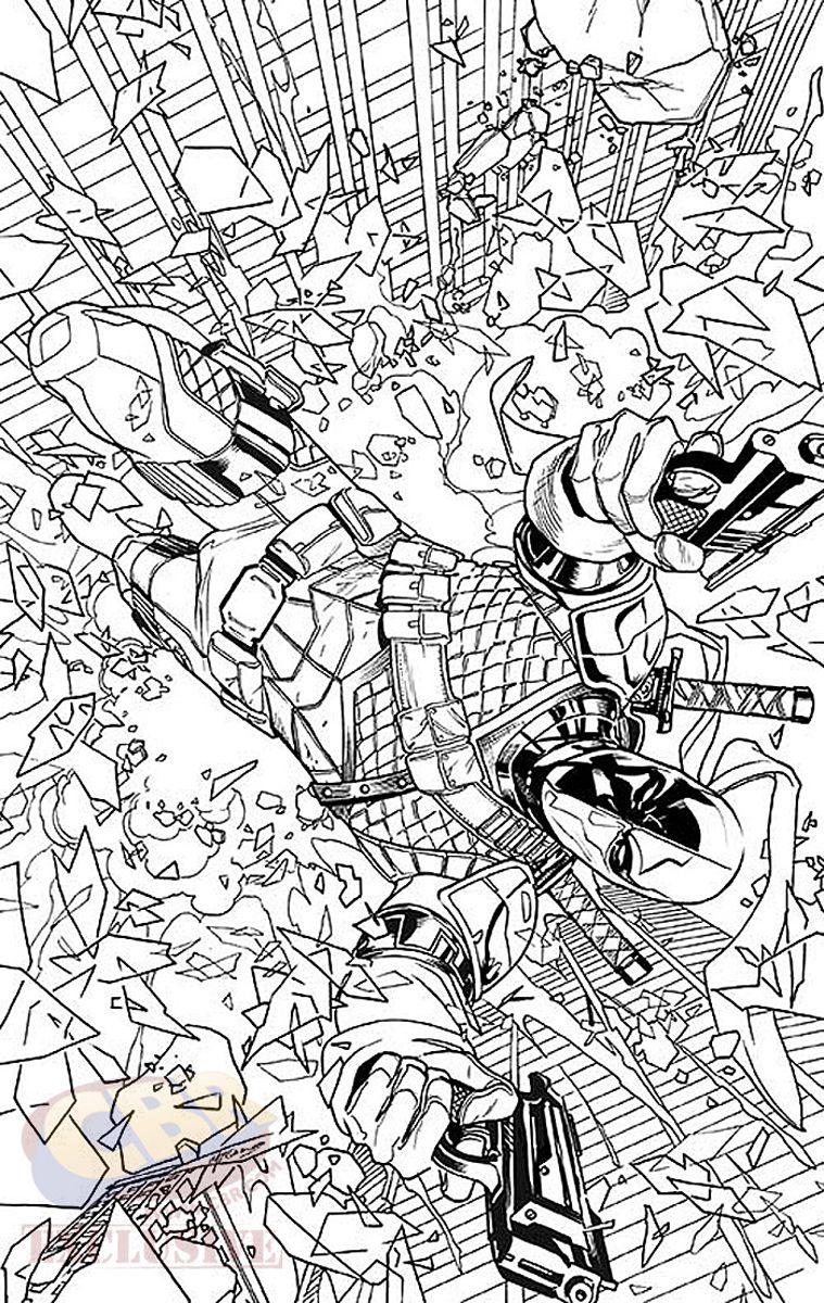 DC Comics Coloring Book variant covers | DC Comics Coloring Book ...