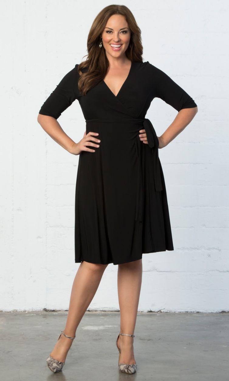 3787ed865da0 Kiyonna Beautiful Little Black Dresses size 10-32  LBD