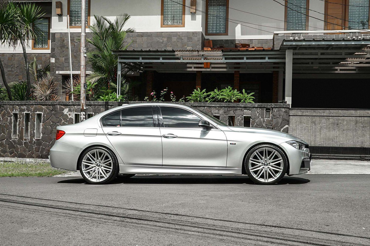 Vossen Wheels On Bmw 3 Series Bmw Vossenwheels With Images