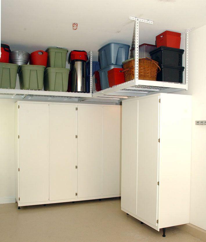 Pin By Saferacks On Rack N Roll Saferacks Overhead Garage Storage