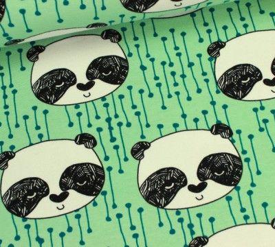 Sweat - Panda - Bären - Andrea Lauren | Nähen | Pinterest | Panda ...